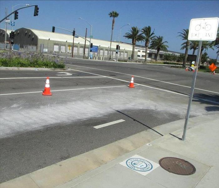 Bio-Hazard Spill... Call SERVPRO of Northwest Long Beach After