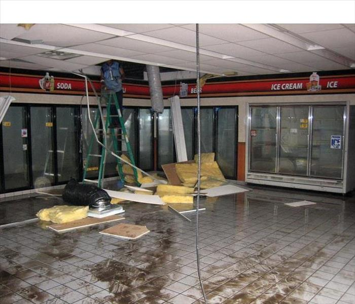 Commercial Restoring Your Los Angeles County Commercial Property After A Water Damage Event