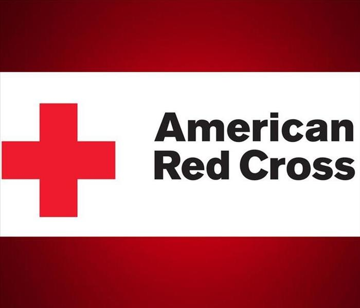 Community SERVPRO is proud to be a major supporter of the American Red Cross…